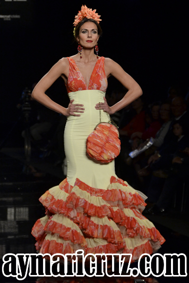 20 Trajes Flamencas de Verano 2015 (13)
