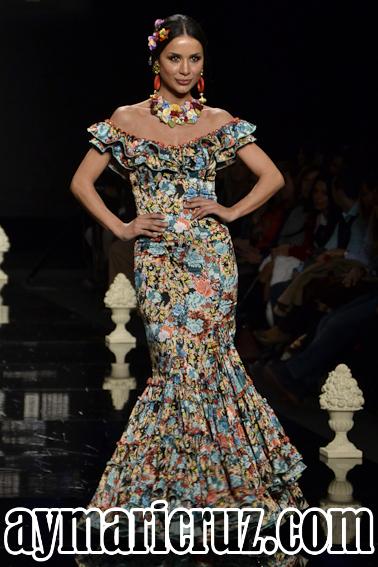 20 Trajes Flamencas de Verano 2015 (17)