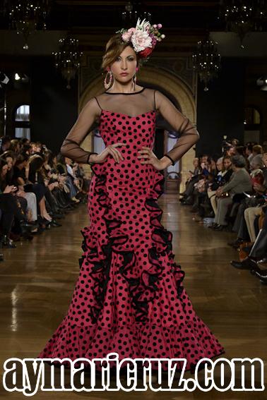 20 Trajes Flamencas de Verano 2015 (18)