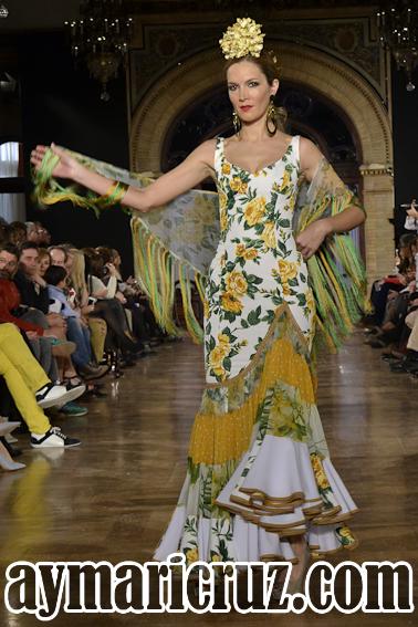 20 Trajes Flamencas de Verano 2015 (2)
