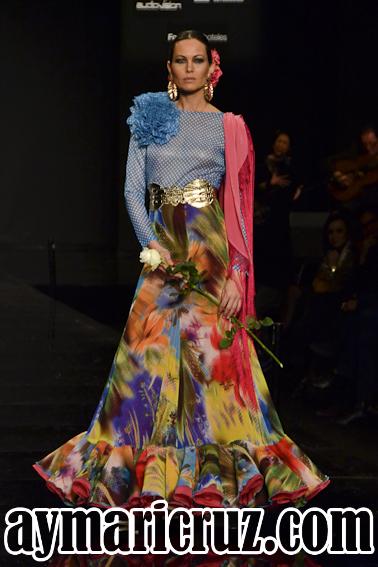 20 Trajes Flamencas de Verano 2015 (20)