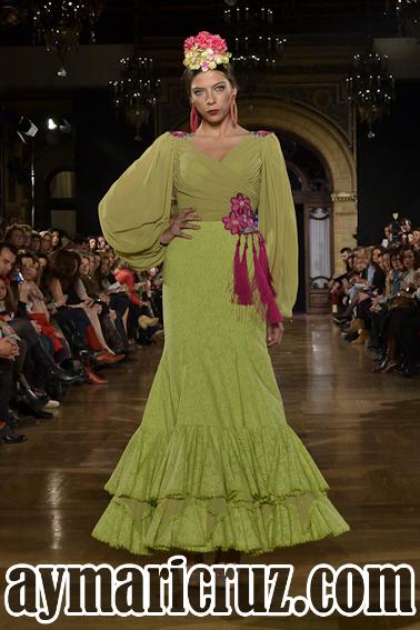 20 Trajes Flamencas de Verano 2015 (21)