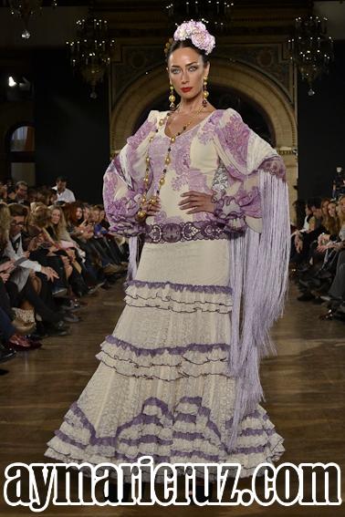 20 Trajes Flamencas de Verano 2015 (3)