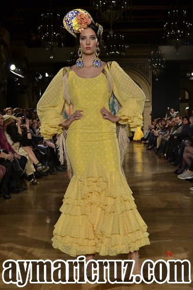 20 Trajes Flamencas de Verano 2015 (7)