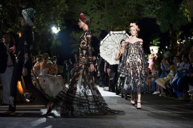 """Alta Costura de París: ideas que pueden """"flamenquear"""""""