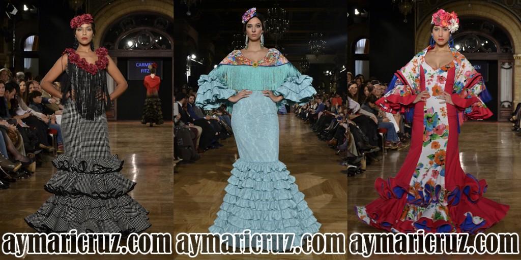 Moda flamenca clásica WLF 2015 (2)