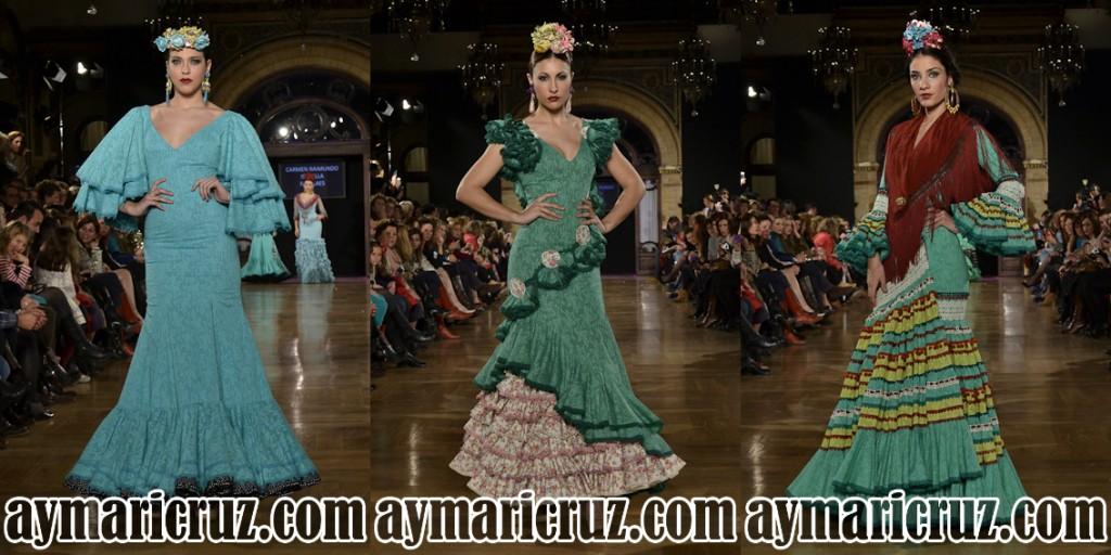 Moda flamenca clásica WLF 2015 (3)