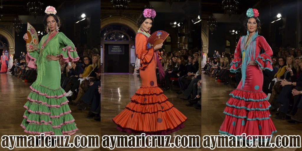 Moda flamenca clásica WLF 2015 (5)