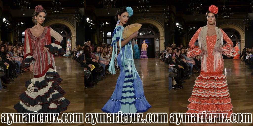 Moda flamenca clásica WLF 2015 (6)