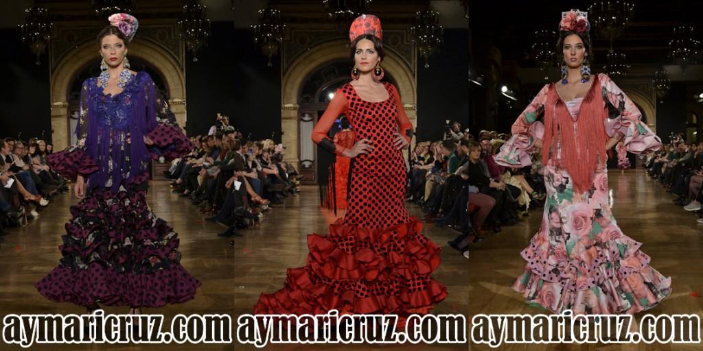Moda flamenca clásica WLF 2015 (7)