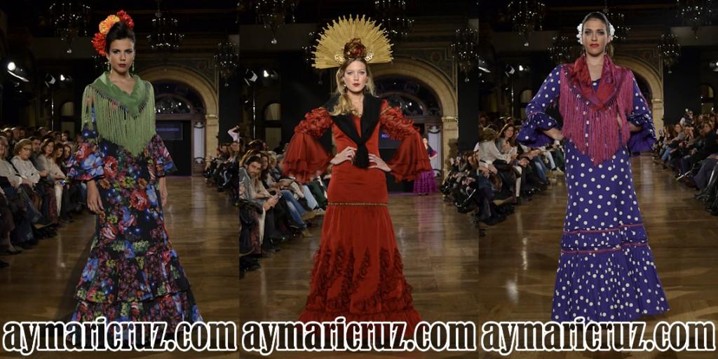 Moda flamenca clásica WLF 2015 (8)