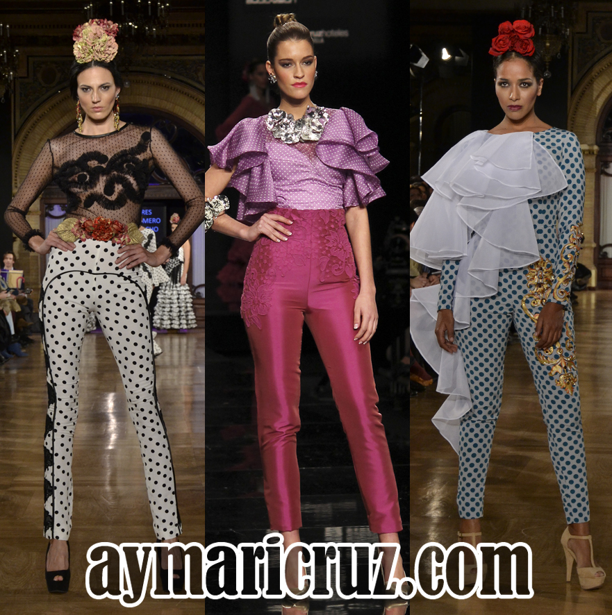 6350adee4 Flamenca en pantalones | CayeCruz