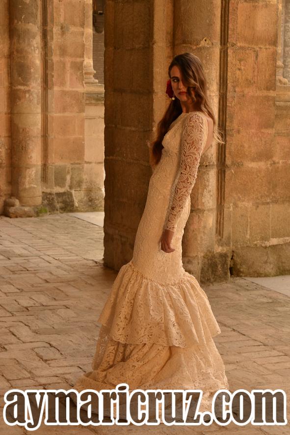 Pilar Vera La Glorieta Novias SIQ Sevilla 2015 16
