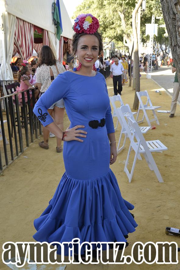 Flamencas en la Feria de Lebrija 2015 21
