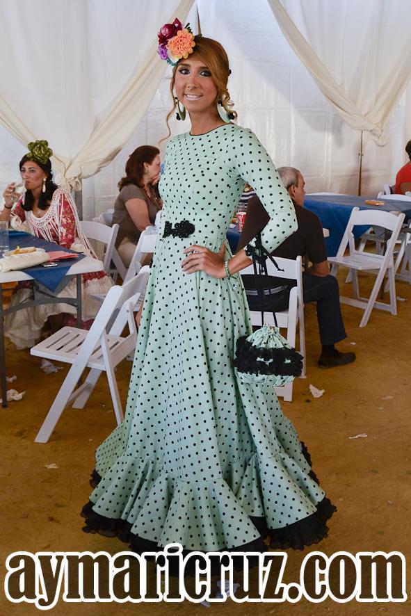 Flamencas en la Feria de Lebrija 2015 23