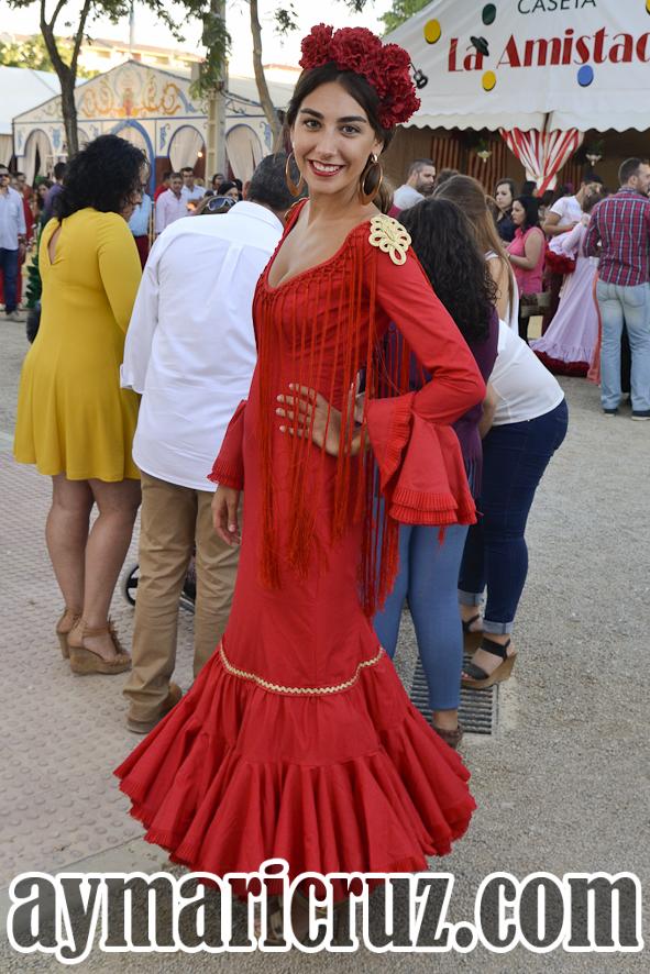 Flamencas en la Feria de Lebrija 2015 28