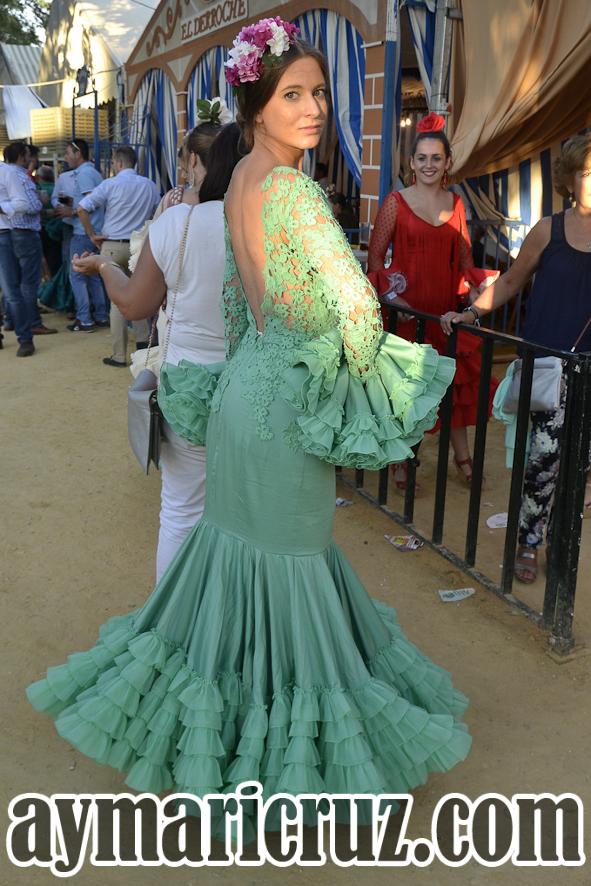 Flamencas en la Feria de Lebrija 2015 31