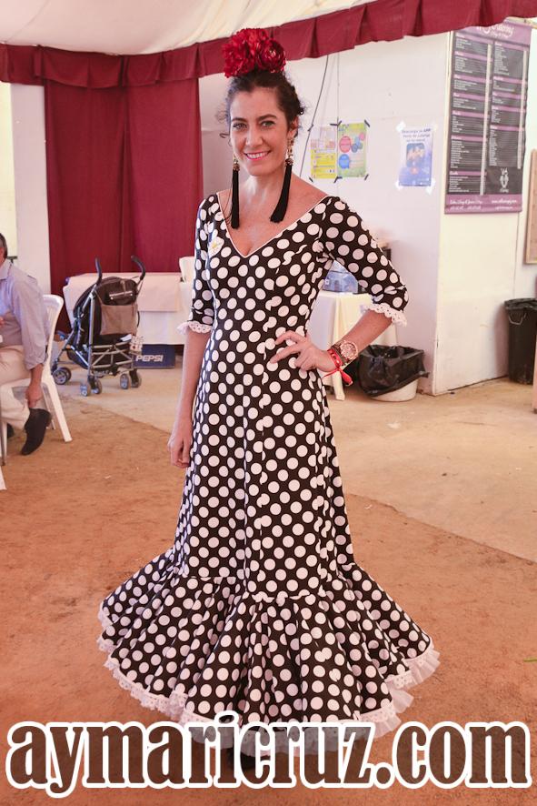 Flamencas en la Feria de Lebrija 2015 39