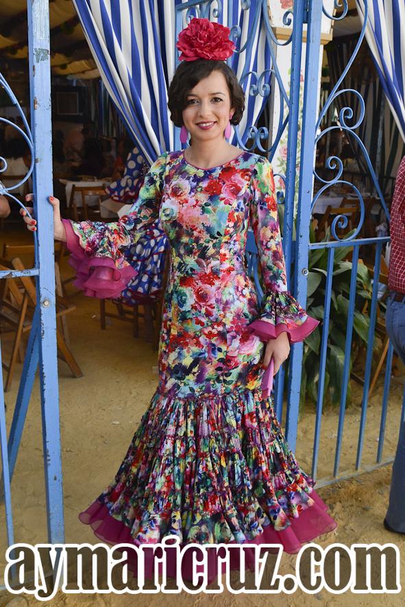 Flamencas en la Feria de Lebrija 2015 45