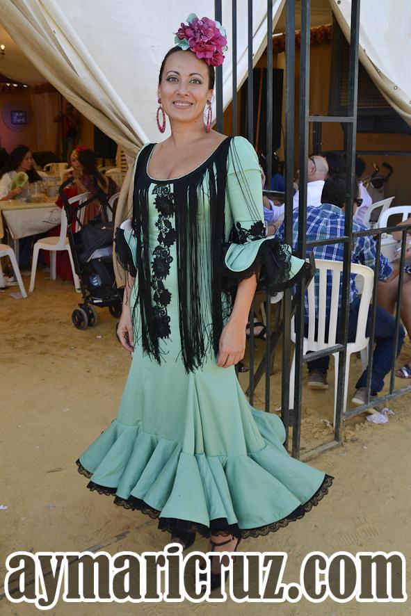 Flamencas en la Feria de Lebrija 2015 46
