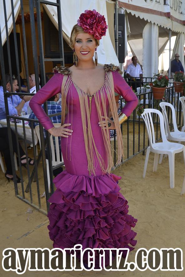 Flamencas en la Feria de Lebrija 2015 47