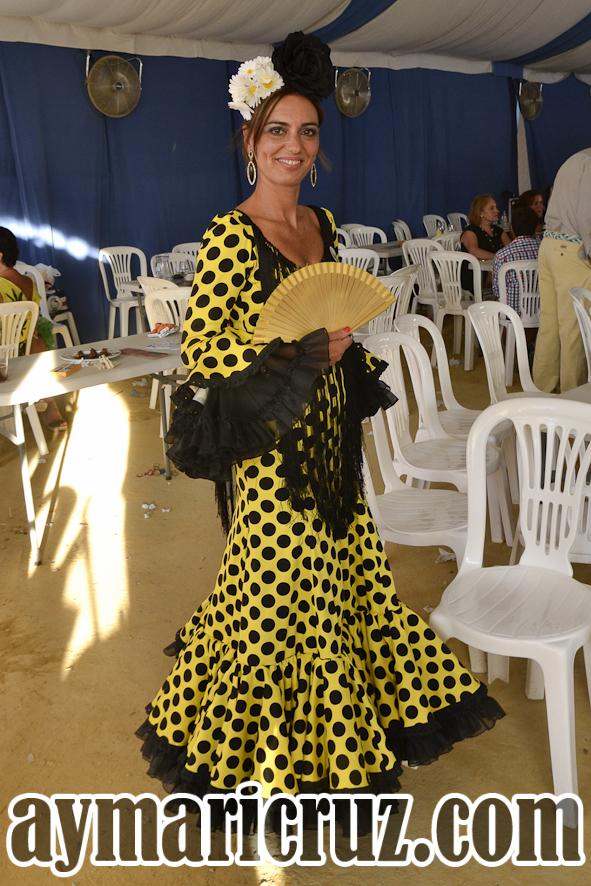 Flamencas en la Feria de Lebrija 2015 59