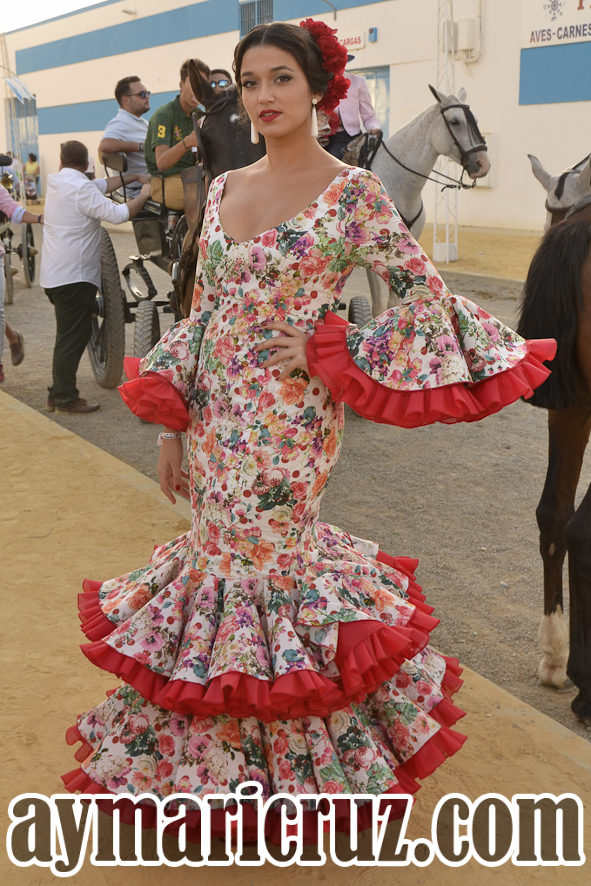 Flamencas en la Feria de Lebrija 2015 67