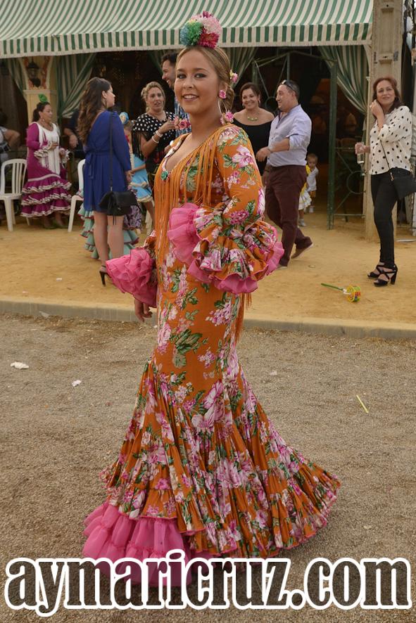 Flamencas en la Feria de Lebrija 2015 71