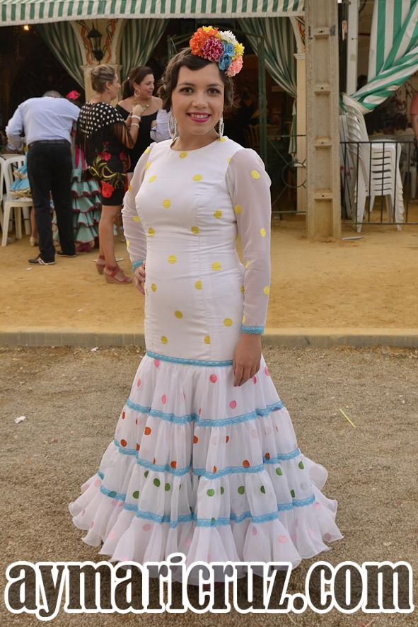 Flamencas en la Feria de Lebrija 2015 72