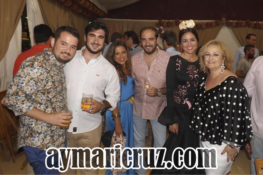 Flamencas en la Feria de Lebrija 2015 78