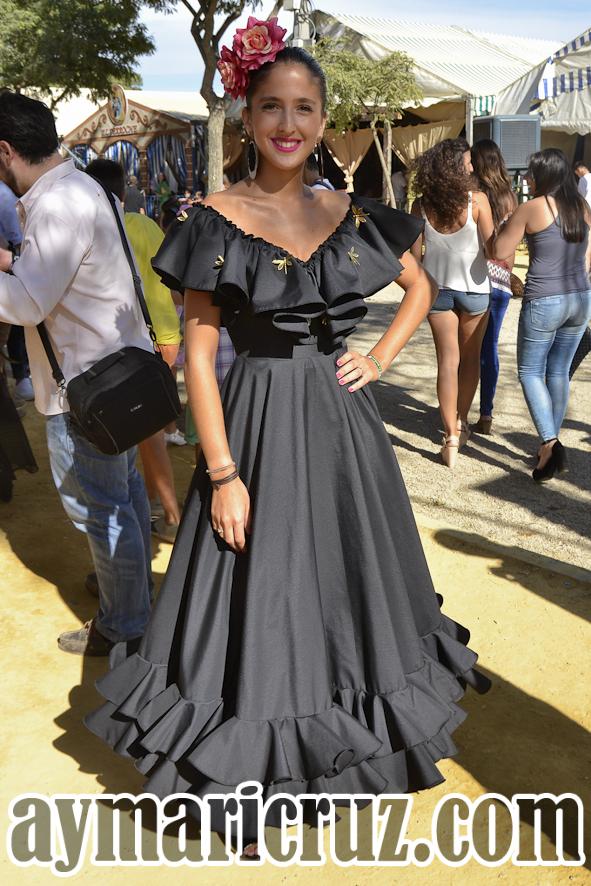 Flamencas en la Feria de Lebrija 2015 9