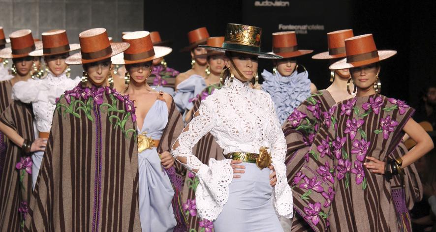 Aldebarán: moda flamenca y ecuestre