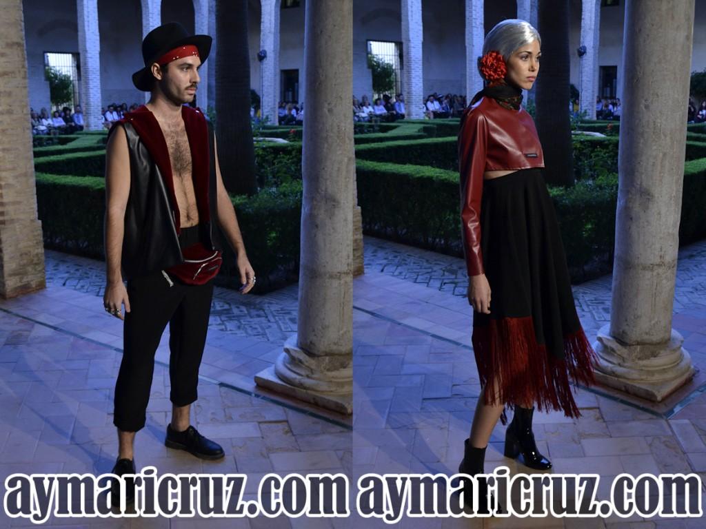 Lorena Subires Andalucía de Moda 2015 17
