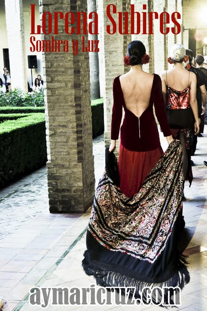 Lorena Subires Andalucía de Moda 2015 18