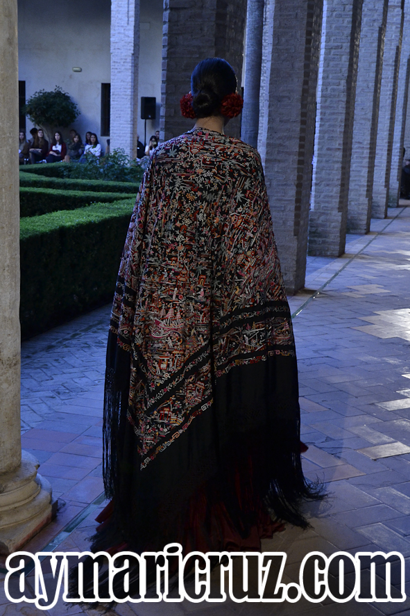 Lorena Subires Andalucía de Moda 2015 2