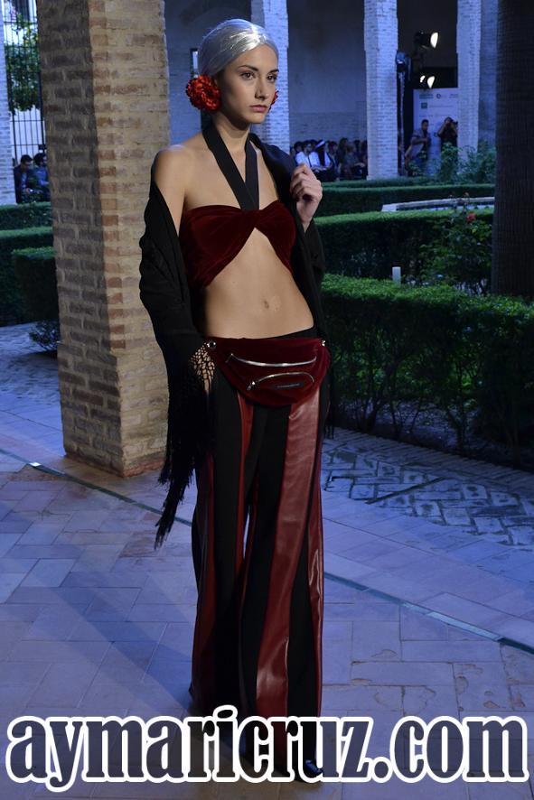 Lorena Subires Andalucía de Moda 2015 9