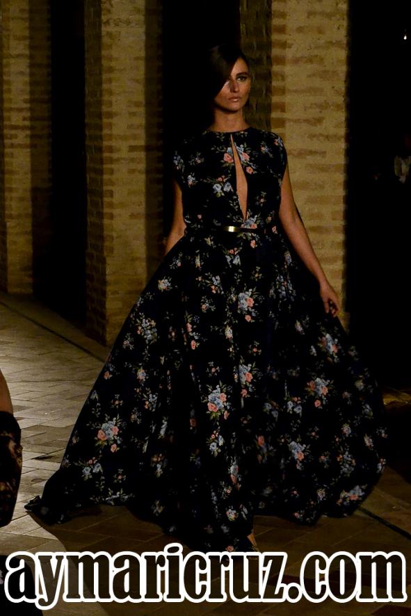 Iván Campaña Andalucía de Moda 2015 12