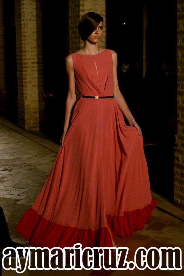 Iván Campaña Andalucía de Moda 2015 34