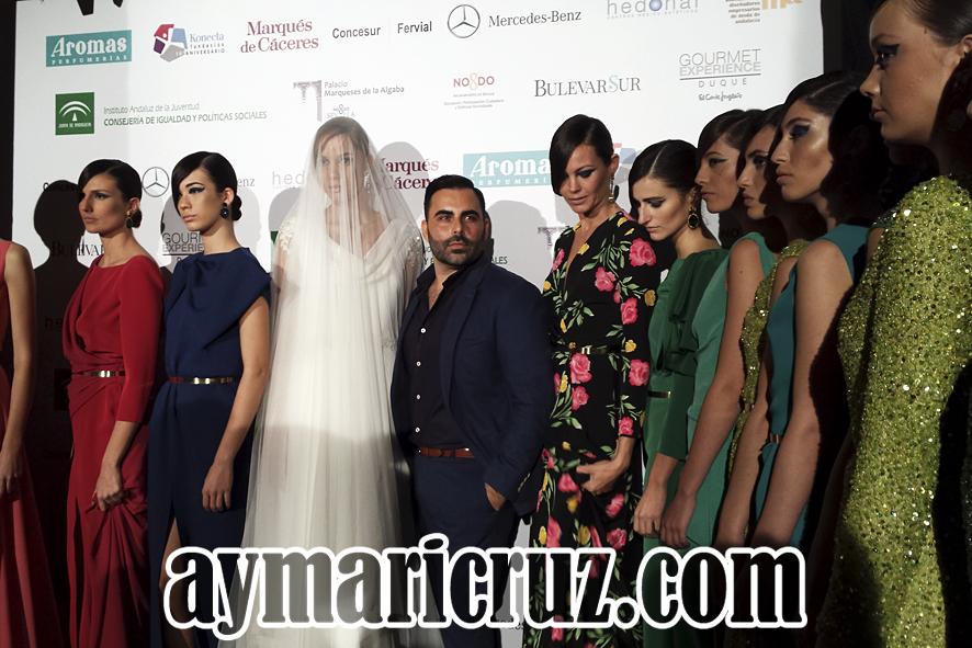 Iván Campaña Andalucía de Moda 2015 51