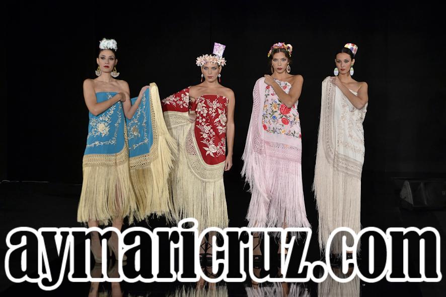 Moda Flamenca Diputación de Sevilla 2015 13