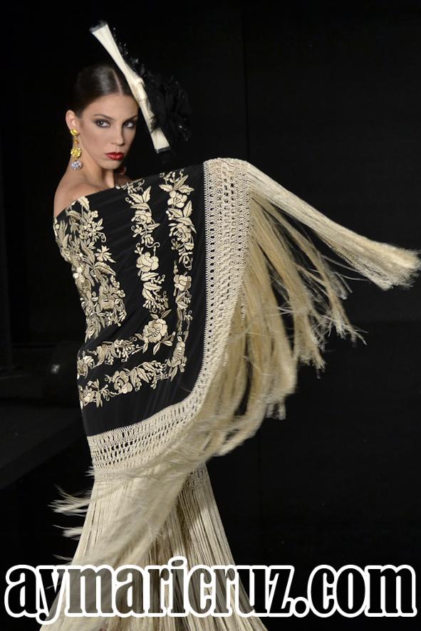 Moda Flamenca Diputación de Sevilla 2015 20