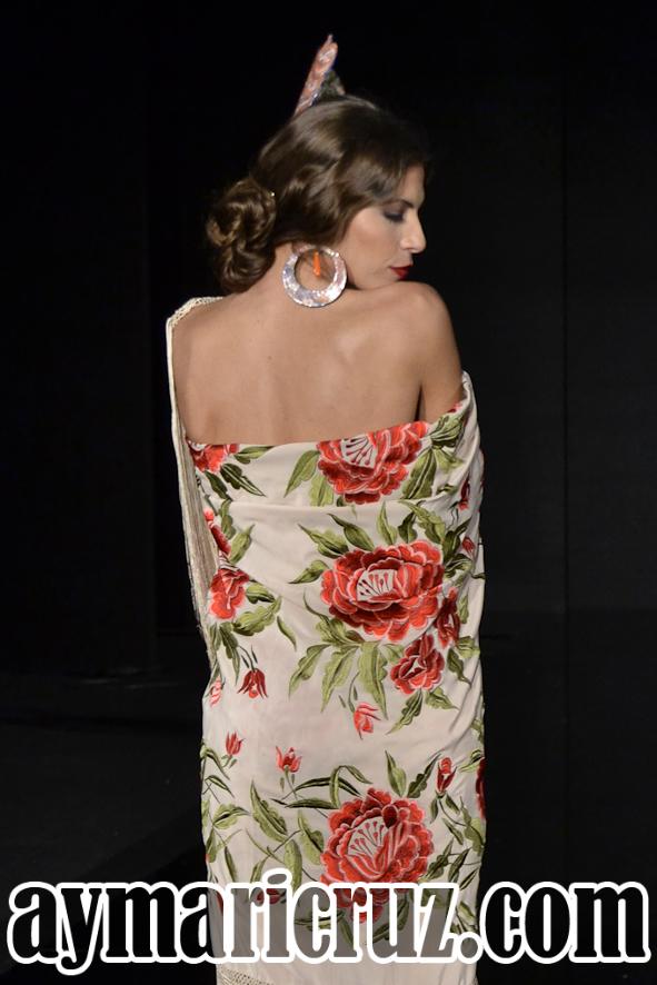 Moda Flamenca Diputación de Sevilla 2015 26