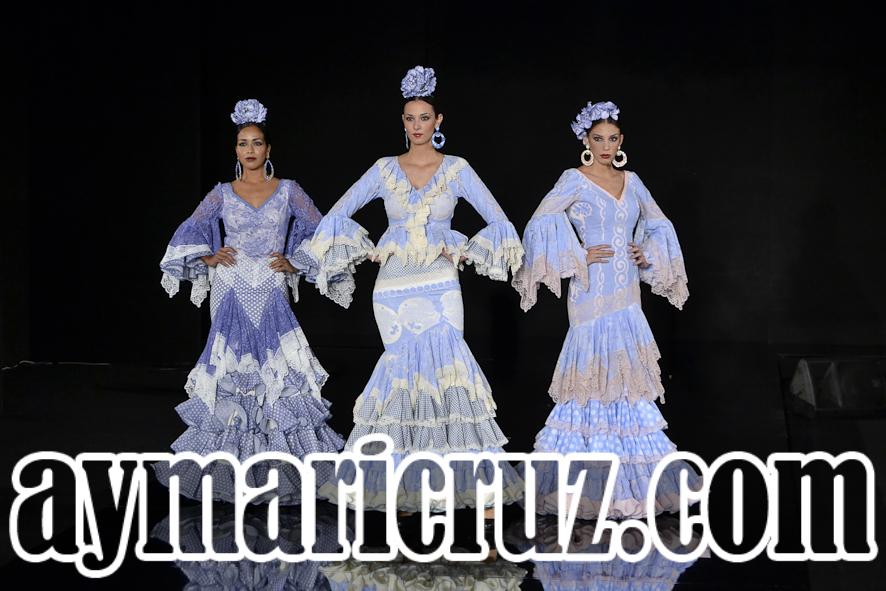 Moda Flamenca Diputación de Sevilla 2015 3