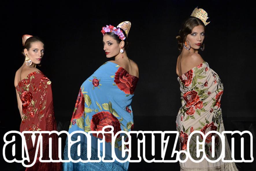 Moda Flamenca Diputación de Sevilla 2015 30