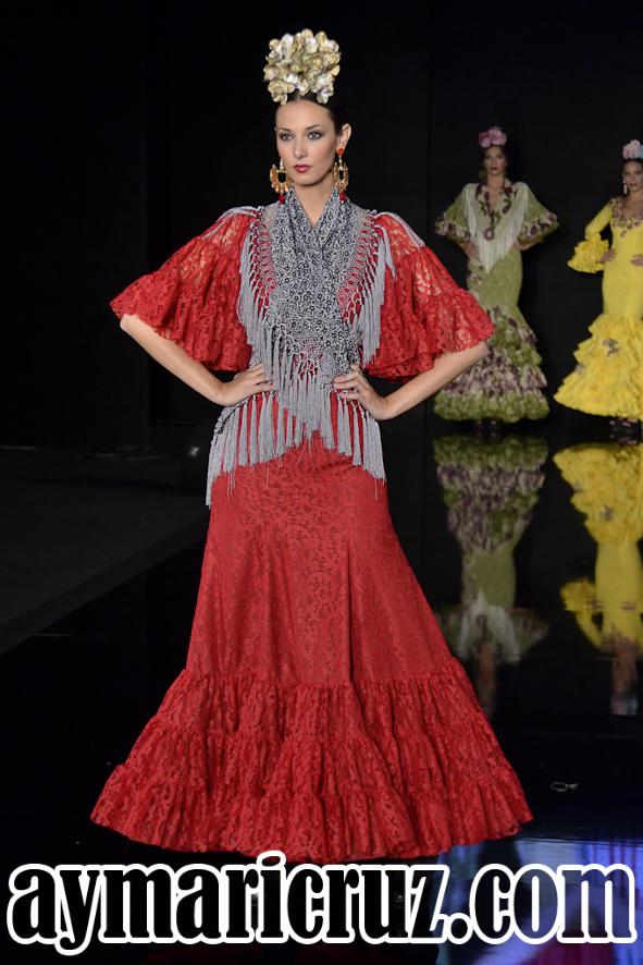 Moda Flamenca Diputación de Sevilla 2015 32