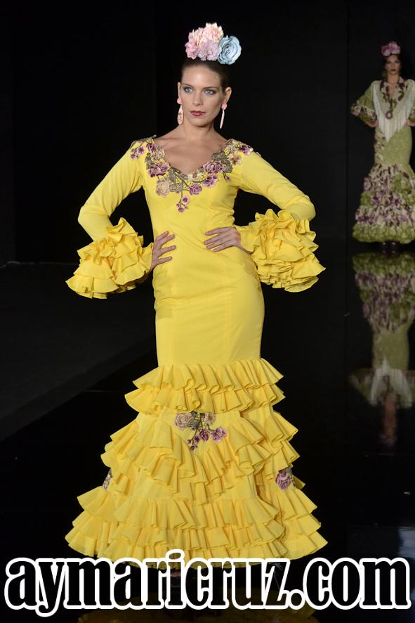 Moda Flamenca Diputación de Sevilla 2015 34