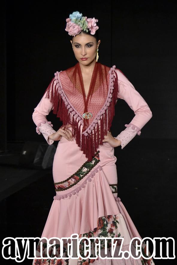 Moda Flamenca Diputación de Sevilla 2015 42