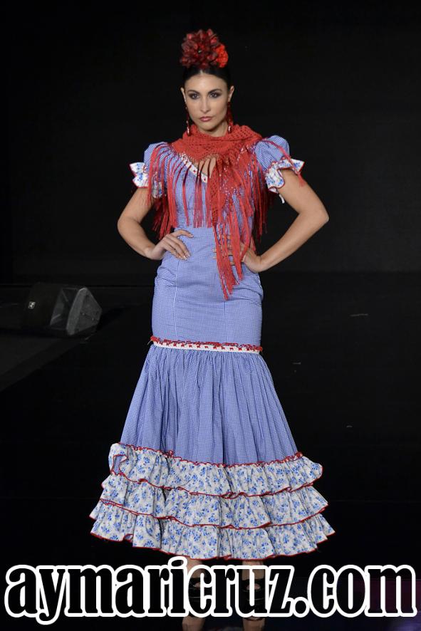 Moda Flamenca Diputación de Sevilla 2015 44