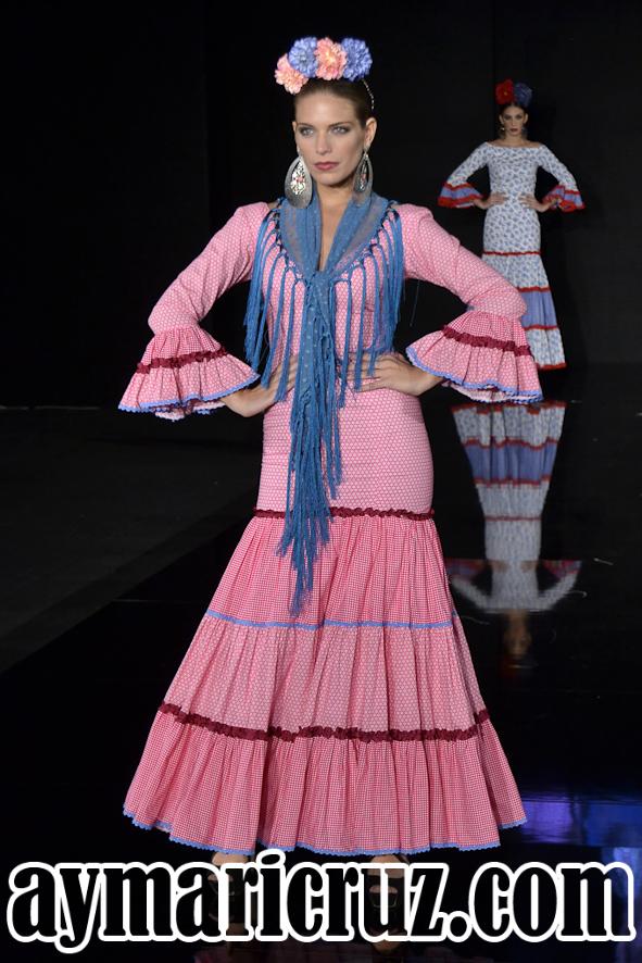 Moda Flamenca Diputación de Sevilla 2015 47