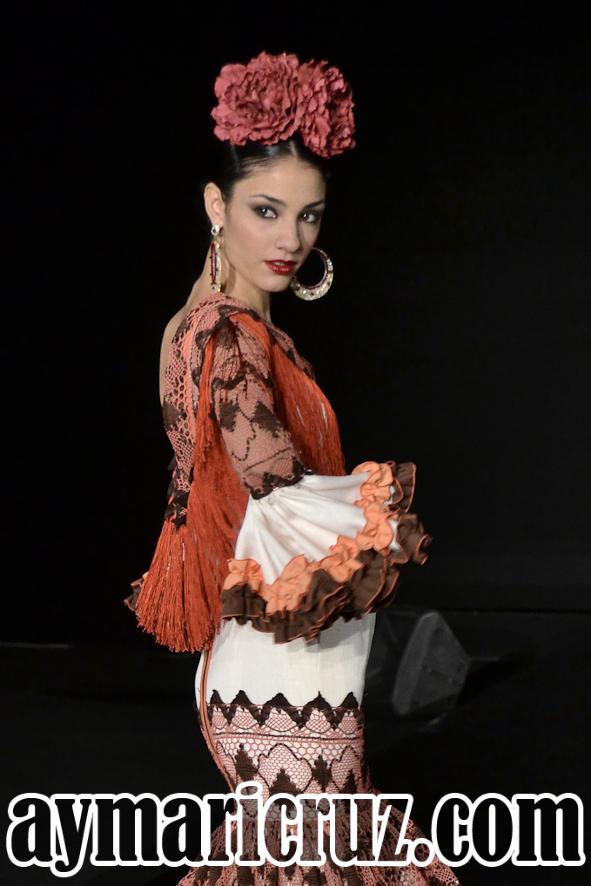 Moda Flamenca Diputación de Sevilla 2015 5